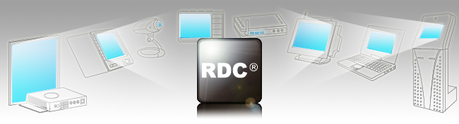 RDC Target applications